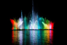 Beautiful Fountain Dancing Sho...
