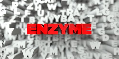 enzyme background