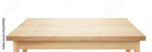 Obraz wooden table top - fototapety do salonu