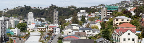 Wellington Residential Panorama