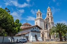 Mission Dolores Basilica, San Francisco, California