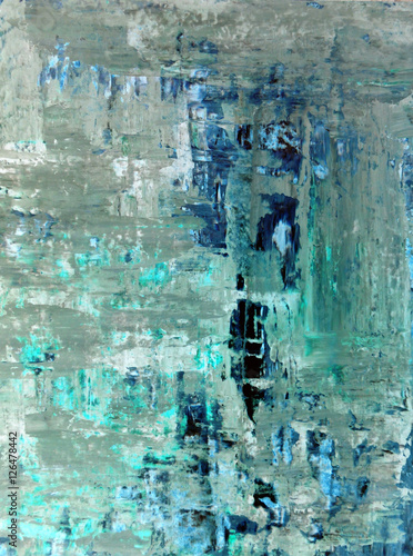 turkusowy-obraz-abstrakcyjny