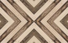 Wood Texture Background, X Shaped, Seamless Pattern
