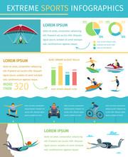 Extreme Sport Lifestyle Flat I...