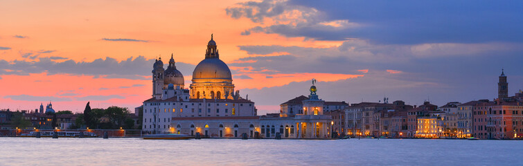 Fototapeta panorama Wenecji