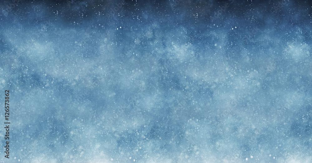 Fototapety, obrazy: Snow background