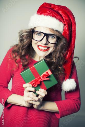 Geschenke Weihnachten Frau.Weihnachten Frau Geschenke Buy This Stock Photo And Explore