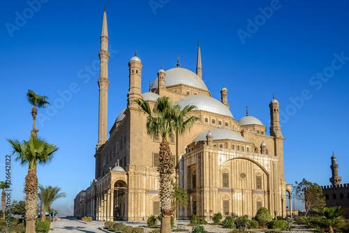 Fotografia Mosque of Muhammad Ali, Saladin Citadel of Cairo (Egypt)