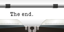 Machine à écrire - écrivain...