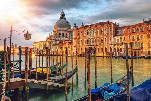 Obraz Wenecja - fototapety do salonu