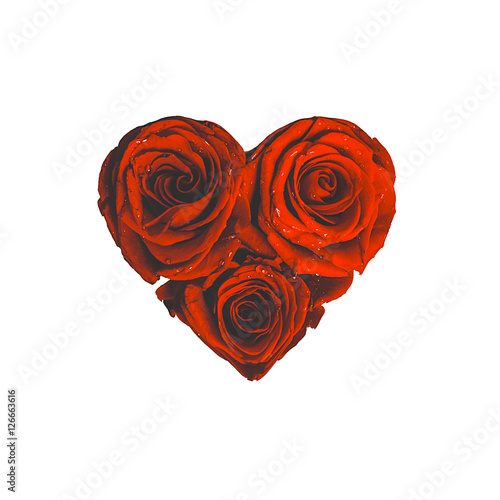 Rose Cuore San Valentino Buy This Stock Photo And Explore Similar