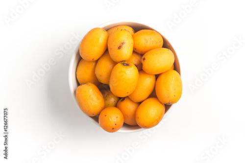 Fruit Jocote (Red Mombin, Purple Mombin, Hog Plum, Sineguela