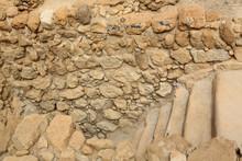 Qumran National Park. Ritual Bath.