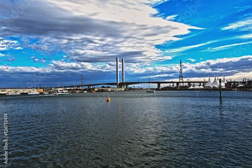 Plagát  Melbourne Waterfront