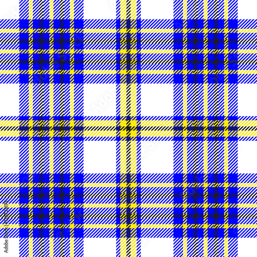 Seamless Tartan Plaid Pattern Vector Checkered Wallpaper Print