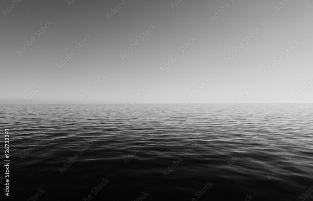 Fototapeta Horyzont - morze