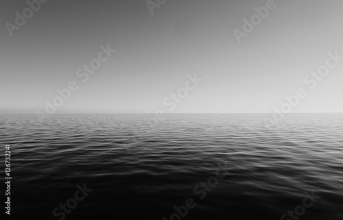 Fototapeta Horyzont - morze obraz