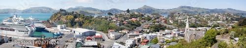 Port Chalmers Panorama