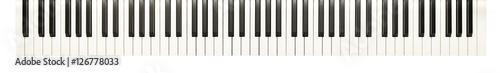 88-key piano keyboard - Tastiera pianoforte a 88 tasti