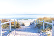 Leinwandbild Motiv Strand auf Rügen