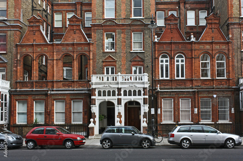 London Old Apartment Buildings
