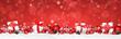 canvas print picture - Weihnachten / Geschenke