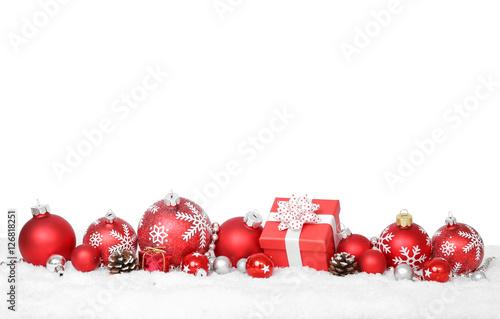 Foto-Doppelrollo - Weihnachten / Geschenke (von Coloures-Pic)