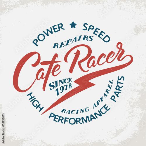 Valokuva Cafe Racer