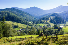 Carpathian Valley Village