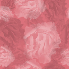 Fototapeta flowers.seamless pattern