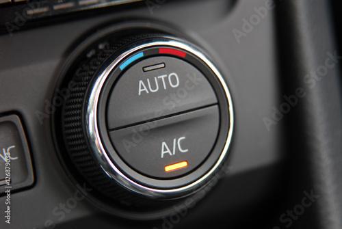 automatic Car Air Conditioner Wallpaper Mural