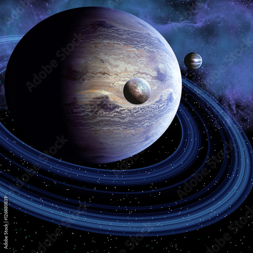 Unknown Planet - There may be an unknown planet in our solar system or there may be a habitable planet out in the cosmos.