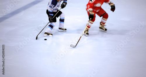 Plakat Mistrzostwa świata w hokeju na lodzie