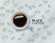 Coffee cup design vector design