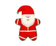 Handmade Felt Santa Claus Chri...