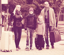 Family Journey: Spouses With C...