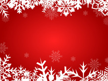 Christmas Background. Happy New Year. Vector Illustration