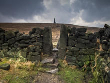 Stoodley Pike, Hebden Bridge