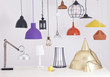 various ceiling lights