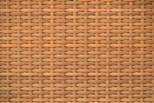 Texture Of Rattan With Natural Patterns