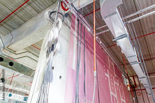 Fotografía  Bunch of various cables