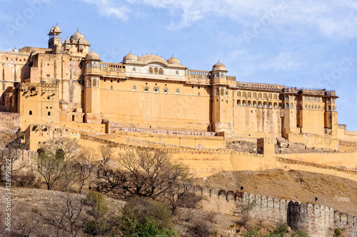 Photo  Amber Fort, Jaipur, India