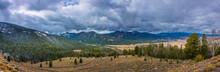 Idaho Landscape Galena Summit