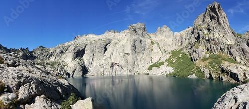 Fotografie, Obraz  Lac de Capitello en Haute-Corse