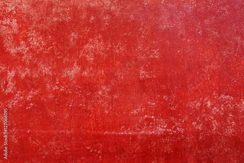 obraz PCV red rustic wall