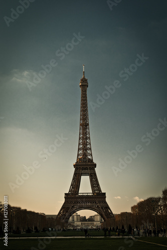 Foto  Eiffel tower