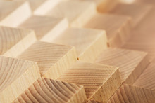 Wooden Texture With Natural Wood Pattern. Timber Construction Material For Background And Texture. Abstract Background.