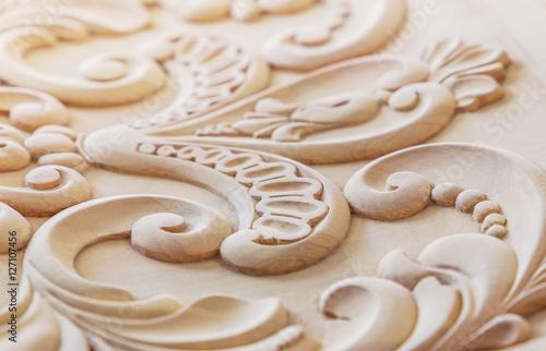 Valokuva  Wood processing