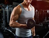 Dumbbell biceps workout
