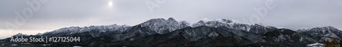 Fototapeta Panorama of Polish Tatra mountains obraz